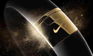 "Nike+ FuelBand SE METALUXE ""Gold"""