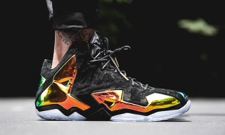 "Nike LeBron 11 EXT QS ""Kings Crown"""