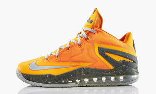 "Nike LeBron 11 Low ""Atomic Mango"""