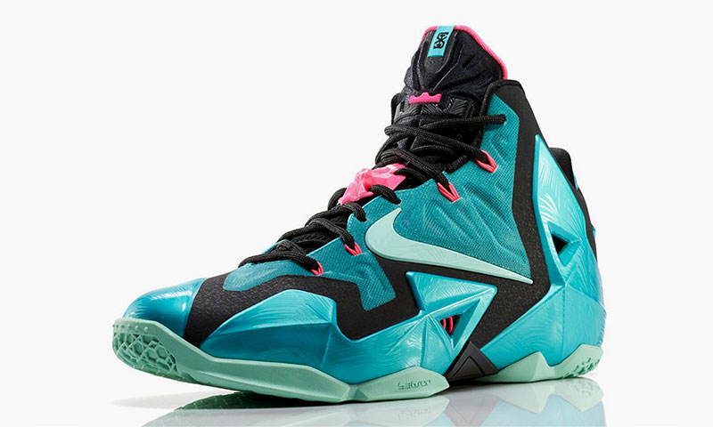Nike LeBron 11 South Beach Highsnobiety 60%OFF