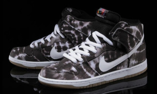 Nike SB Dunk High Premium Tie Dye
