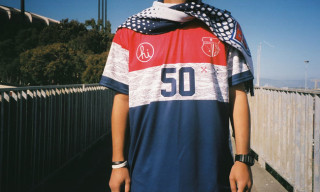 "In4mation x Paradise Soccer Club ""Merica"" Collection"