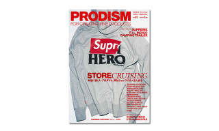 'PRODISM' Magazine July 2014 Teases Supreme x Anti Hero Collaboration