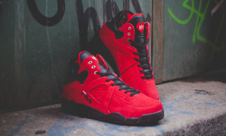 "RISE x FILA Cage ""New York is for Lovers"""