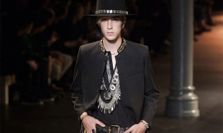 Saint Laurent Spring/Summer 2015 Collection