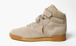 "Sand.W.Man x Reebok Ex-O-Fit Clean Hi ""003"""