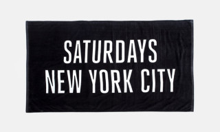 Saturdays NYC Summer 2014 Beach Towels