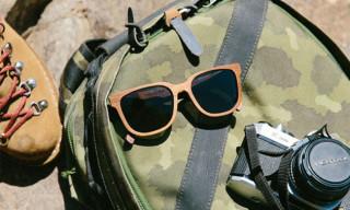 """Shwood """"Prescott"""" Sunglasses"""