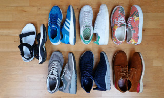 Sneaker Rotation | Firmament Co-Founder Jörg Haas