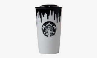 "Starbucks x Band of Outsiders Limited Edition Ceramic ""Drip"" Mugs"