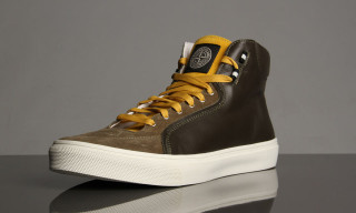 Stone Island x Diemme Fall/Winter 2014 High-Top Sneakers