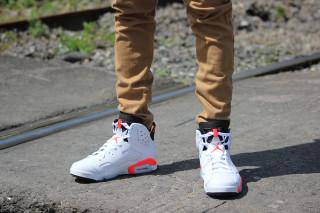 sale retailer bac14 4d1c2 ... Nike (NYSENKE) sold 80 million  Street Style Louie P of The Celestics  in Air Jordan, I Love ...