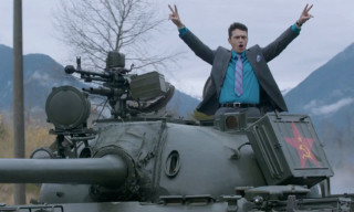 Watch the First Official Trailer for 'The Interview' starring Seth Rogen and James Franco