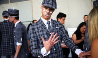 Behind the Scenes | Thom Browne Spring/Summer 2015 Collection
