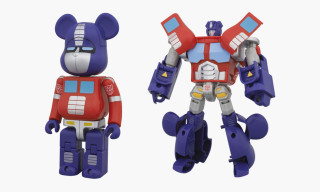 Transformers x Medicom Toy BE@RBRICK Collection