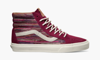 "Vans California Fall 2014 ""Italian Weave"" Pack"