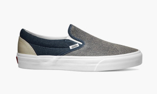 "Vans Classics Fall/Winter 2014 ""Mixed Material"" Collection"