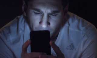 "Watch adidas Football's ""The Wake Up Call: All In or Nothing"" featuring Messi, Alves, Suarez, Ozil, RVP and more"