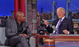 Watch Dave Chappelle's Appearance on 'Late Show with David Letterman'