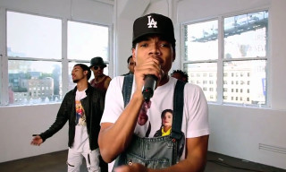 Watch the 'XXL' Freshman 2014 Cypher featuring Chance The Rapper, Vic Mensa, Isaiah Rashad, Kevin Gates & August Alsina