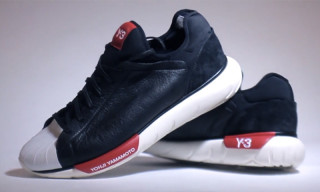 IN MOTION | Y-3 Qasa Shell