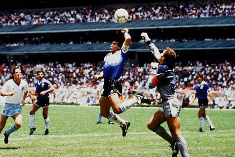 The 10 Most Iconic World Cup Moments of All Time ...