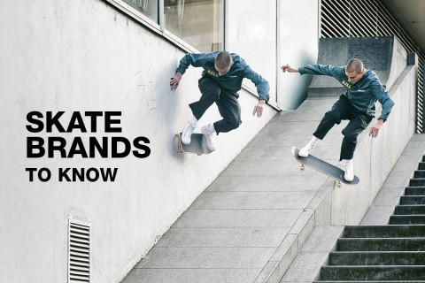 e2cf30fe284838 If You Like Supreme   Palace You ll Love These 25 Independent Skateboard  Brands