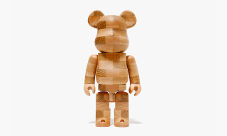 Medicom Toy BE@RBRICK x Karimou Brick-Style Tiles Figure