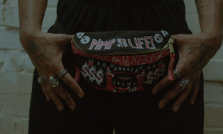 """EASTPAK x Andrea Crews """"STAY TRUE"""" Collection and Video"""