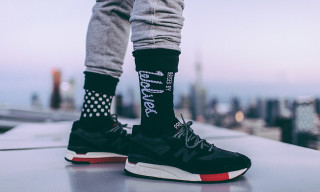 Raised by Wolves x ICNY 3M Sock Collection