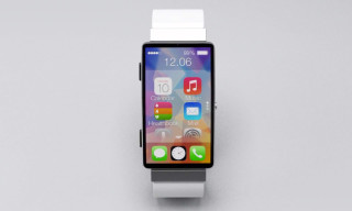 SET Solution Unveils iWatch & iOS 8 Concept