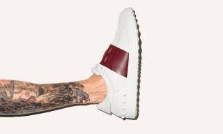 Valentino Fall/Winter 2014 Sneaker Campaign by Terry Richardson