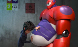 Watch the Second Official Trailer for Disney's 'Big Hero 6'