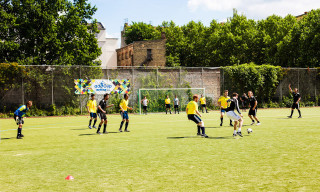 "adidas ""Fanatic"" Football Tournament Comes to Berlin"