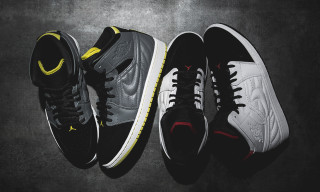 "Air Jordan 1 Retro '99 ""Thunder"" & ""Black Toe"""