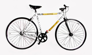 "Akomplice x Panda ""Into the Wild"" Fixed-Gear Bicycle"