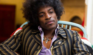 Watch Andre 3000 as Jimi Hendrix in the Trailer for 'All Is By My Side'
