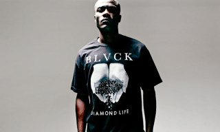 Black Scale x Diamond Supply Co. x PacSun lookbook