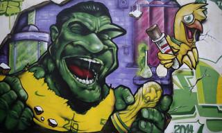 Brazilian Street Art in Light of the 2014 FIFA World Cup