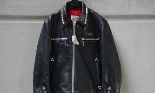 Bunney x Lewis Leathers 'Dominator' Jacket