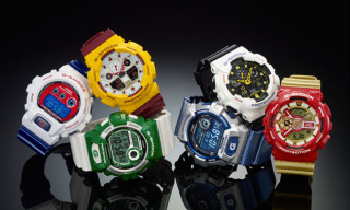 "G-Shock GD-X6900 ""Tricolor"" Series"