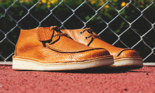 "Clarks Originals Seam Trek ""Tan Leather"""