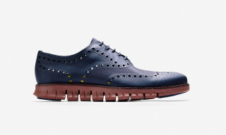 Cole Haan Spring/Summer 2014 ZeroGrand No-Stitch Collection