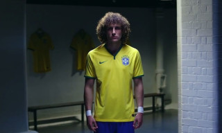 "Nike Football presents ""David Luiz – Yellow & Green"""