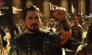 Watch the Official Trailer for 'Exodus: Gods and Kings' starring Christian Bale