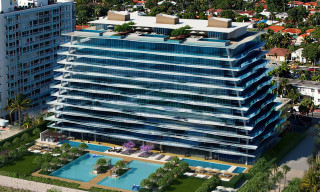 Fendi to Open Château Ocean Condos in Miami