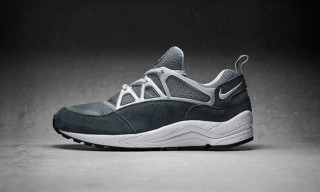 "Foot Patrol x Nike Air Huarache Light ""Concrete"""