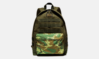 FUCT SSDD Spring/Summer 2014 Camouflage Print Bag Collection