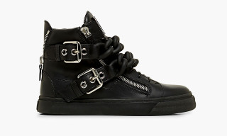 "Giuseppe Zanotti Fall/Winter 2014 ""Matte Hardwear"" Collection"