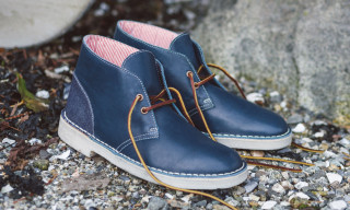 Herschel Supply Co. x Clarks Originals Fall 2014 Desert Boot